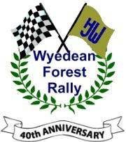 Lions raise money at Wyedean Forest Rally
