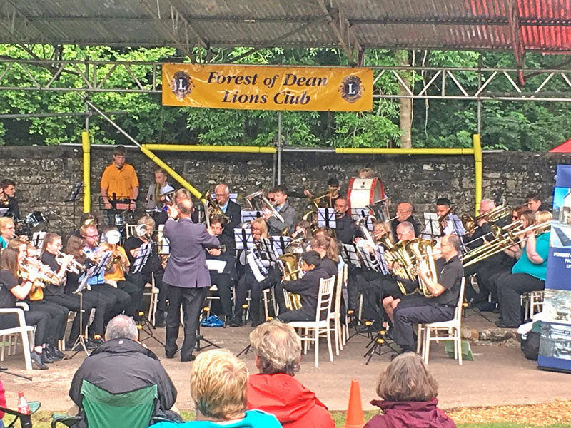 Rising Stars at the Scarr Bandstand – June 2019