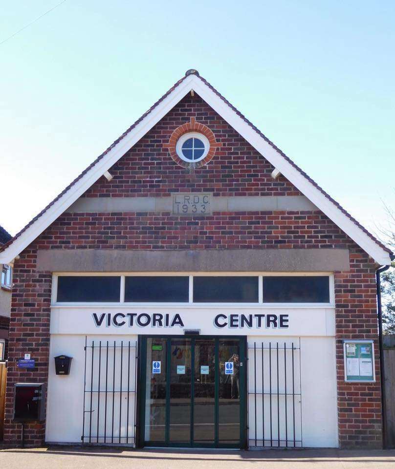 A photo showing The Victoria Centre, Lydney