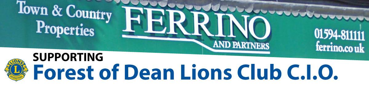 Forest of Dean Lions Club (CIO)